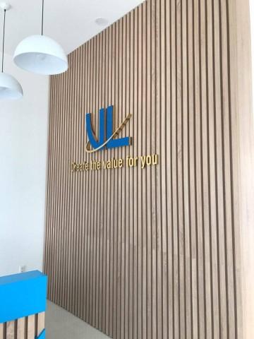 Nội thất văn phòng Công ty TNHH Vũ Lê