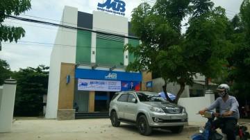 Nội thất văn phòng Ngân Hàng Quân Đội (MB BANK)